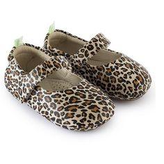 Sapatilha Tip Toey Joey Dolly Leopard :: laranjeiras kids