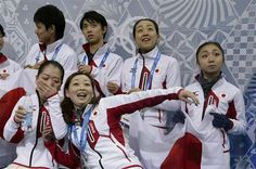 【五輪フォト特集】日本5位でメダル届かず…フィギュア団体(4)