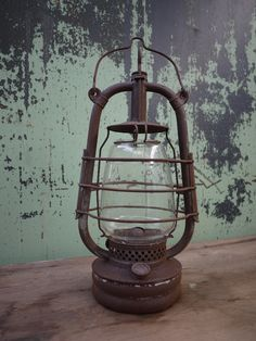 Old Lanterns, Camping Lamp, Antique Lamps, Oil Lamps, Table Lamp, Lighting, Antiques, Interior, Inspiration