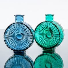 Retro 2, Scandinavian, Colours, Sculpture, Cool Stuff, Glass, Living Room, Design, Drinkware