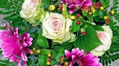 Bouquet of Flowers – Sunday's Free Daily Jigsaw Puzzle