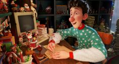 ARTHUR CHRISTMAS (2011) -Πρόκειται για μια Χριστουγεννιάτικη ιστορία, που μας αποκαλύπτει πώς ο Άγιος Βασίλης μοιράζει τα δώρα του μέσα σε μια νύχτα σε όλο τον κόσμο…