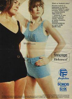 Mainos Eeva-lehdessä 1971 (Retroaarteet-blogi)