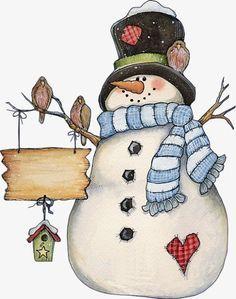 Christmas Clipart, Christmas Printables, Christmas Pictures, Christmas Snowman, All Things Christmas, Winter Christmas, Vintage Christmas, Christmas Ornaments, Winter Snow