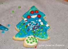 Give Peas a Chance: GPAC Sugga Sugga Cookies