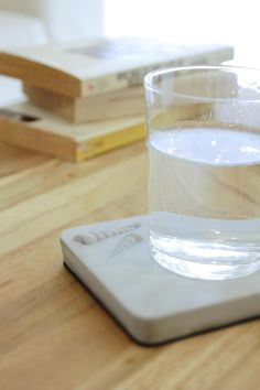 Molla Space Water Absorbent Coaster