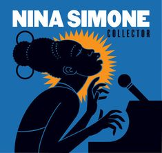 Nina Simone - paulrogersstudio Advertising and Institutional CD cover for Milan Records, France Nina Simone, Lp Cover, Cover Art, Vinyl Cover, Soul Jazz, Music Covers, Album Covers, Sound Of Music, Soul Music