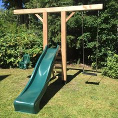 Kids Outdoor Play, Outdoor Play Areas, Backyard For Kids, Backyard Patio, Backyard Landscaping, Backyard Playset, Kids Yard, Backyard Playground, Backyard Games