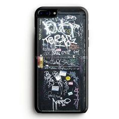 Graffiti Door iPhone 7 Plus Case | aneend