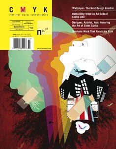 CMYK Magazine // Vol. #38 / Magazine