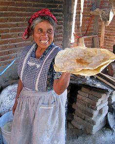 Tlayudas in Oaxaca mexico                             http://hostmyniche.com/learnspanish/