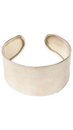 Silver Cuff Bracelet #dreadstop