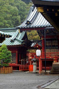 Sengen Jinja, Shizuoka-shi, Japan