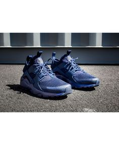 wholesale dealer c5e88 1be6d Nike Air Huarache Ultra Breathe Midnight Navy Trainer The biggest feature  of the shoes is very