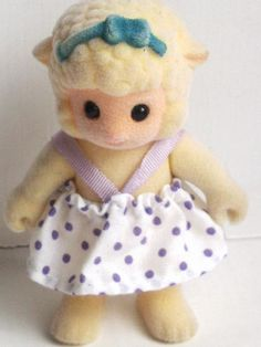Maple Town Sheep Girl  extremely RARE Japanese by MossMountain