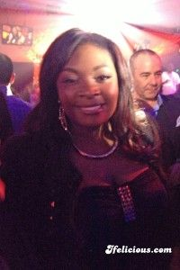 May 16, 2013 — Season 12 American Idol winner Candice Glover at the finale after party. Nokia Theater. Los Angeles. photo credit: Ifelicious
