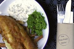 The Free Press Kitchen Cambridge Review Fish and chips