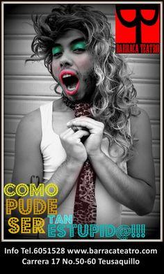 """Una """"Loca"""", opereta, cómica """"¡¿La recomendadisima Cómo pude ser tan estúpida?¡ http://www.portalescena.com/2013/04/30/una-loca-opereta-c%C3%B3mica-la-recomendadisima-c%C3%B3mo-pude-ser-tan-est%C3%BApida/"""