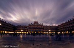 Salamanca by Pablo Sánchez on 500px