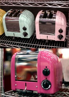 Look at this toaster from Dualit. I need.