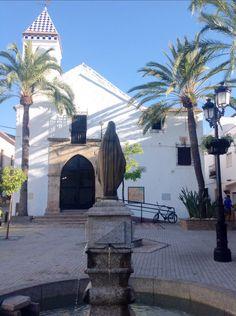 Ermita del Santo Cristo, MARBELLA