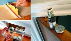 23 idées de cachettes secrètes pour vos objets de valeur