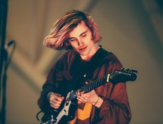 DIIV are an ambient rock band from Brooklyn, New York | Sunday 7 June, Field Day, London