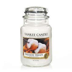Fireside Treats - Candles - Yankee Candle summer 2013