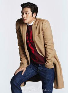Ji Chang Wook for Esquire nov`15