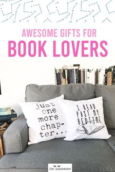 just one more chapter pillow - Funny Throw Pillows, Kids Pillows, Book Lovers Gifts, Book Gifts, Reading Pillow, Reading Nook, Cotton Anniversary Gifts, Cotton Gifts, Book Corners