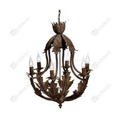 Lampa RUSTIC lístie Chandelier, Ceiling Lights, Lighting, Home Decor, Homemade Home Decor, Candelabra, Light Fixtures, Chandeliers, Ceiling Lamps