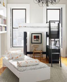 love this urban room, kid friendly but still stylish!