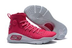 7d84c22c0143 2017 Under Armour Curry 4 Pink White