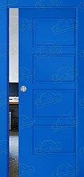 Puerta corredera Mod. Serie PL-2000