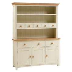 Beaufort Painted Large Welsh Dresser (B906) with Free Delivery   The Cotswold Company