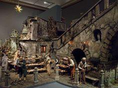 La exposición pública delos conjuntos de figuras que denominamos Nacimientos o Belenes se incorporó a las tradiciones de la Navidad de ...