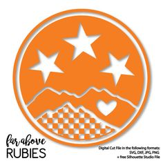 East Tennessee TN Tri-Star Tristar with Checkerboard Smoky Mountains Heart - SVG, DXF, png, jpg digital cut files for Silhouette Cricut Vinyl Crafts, Vinyl Projects, Tennessee Tattoo, Silhouette Cameo Projects, Party Items, Vinyl Designs, Vinyl Decals, Car Decals, East Tennessee