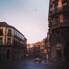 A quiet morning in downtown Granada. Photo courtesy of indeciferable on Instagram.