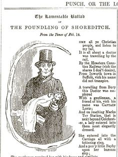 The Foundling Of Shoreditch