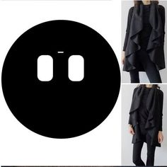 DIY / Tuto Cape facile || DIY coat idea