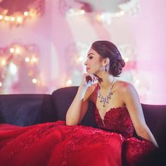 Or I could go all out like Julia Barretto
