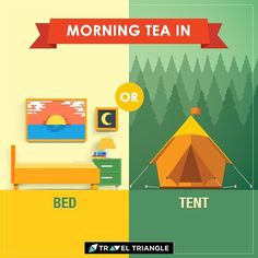 What do you prefer?  #MondayMorning #Monday #Morning #Mumbaikar #mumbailocal #Bangalore #Quiz #Question #Mountain #Trekking #Cyling #India #Australia #Sri Lanka #Dubai #Turkey #Instagood #Instacontest #Choice #Motivation #MorningTea #Camping #Delhi #Kerala #Kolkata #TravelTriangle