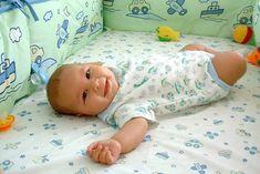 Medidas de bebé para tejidos de punto - Innatia.com