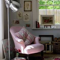 Rest your feet | How to create a craft room in 9 steps | Crafts | Crafts | PHOTO GALLERY | Housetohome.co.uk