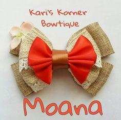 Disney inspirado arcos Moana