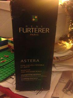 Rene Furterer Astera Soothing Shampoo Sensitive & Irritated Scalp 5.07oz150mlNIB #ReneFurterer