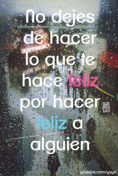 :) seamos felices