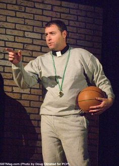Blake Brophy as Father Flynn