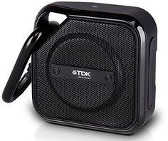 TDK TREK Micro Haut Parleur Stéréo Résistant à l'eau NFC Bluetooth: 5 unité(s) de cet article soldée(s) à partir du 28 juin 2017 8h…