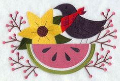 Free until July 31, 2013 Machine Embroidery Designs at Embroidery Library! - Free Machine Embroidery Designs